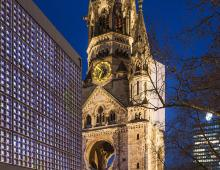 Memorial Church Berlin_East Side_Kardorff Ingenieure Light Planning