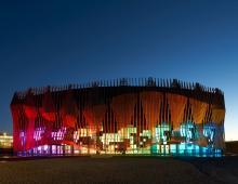 Apassionata Showpalast Muenchen_Foyer_Kardorff Ingenieure_Stefan_Mueller_Naumann