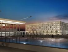 Flughafen BBI_Kardorff Ingenieure Lichtplanung