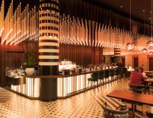 Hotel Pullmann Berlin Schweizer Hof_Foyer_Kardorff Lichtplanung