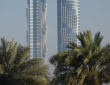 Emirates Park Tower_Kardorff Ingenieure Lichtplanung