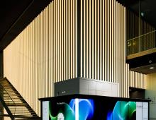KölnTurm Lobby_Kardorff Ingenieure Lichtplanung