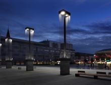Marktplatz Neubrandenburg_Kardorff Ingenieure Lichtplanung