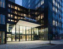 Mercedes-Benz Vertrieb, Hauptzugang, Kardorff Ingenieure Lichtplanung