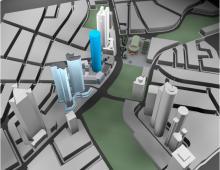 Taunusanlage_Kardorff Ingenieure Lichtplanung