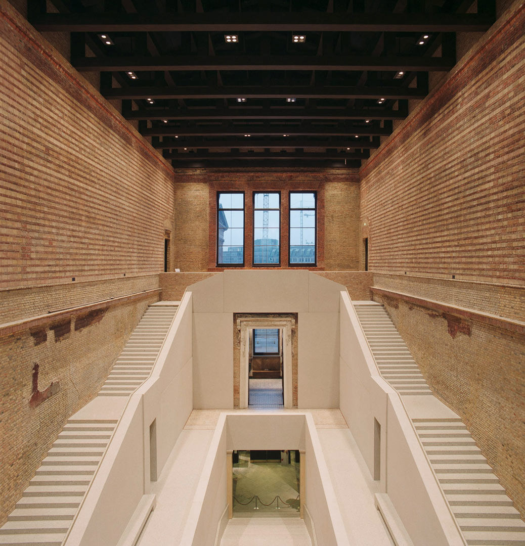 Neues Museum_Kardorff Ingenieure Lichtplanung