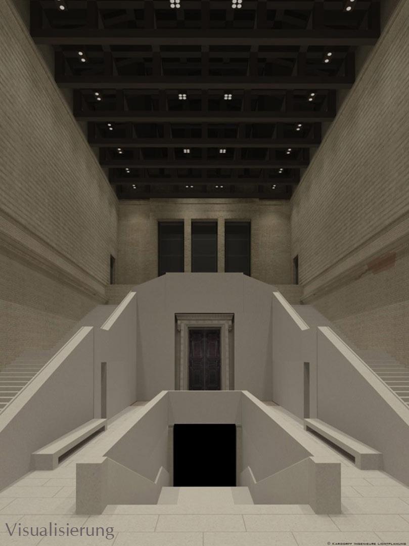 Neues Museum_Visualisierung
