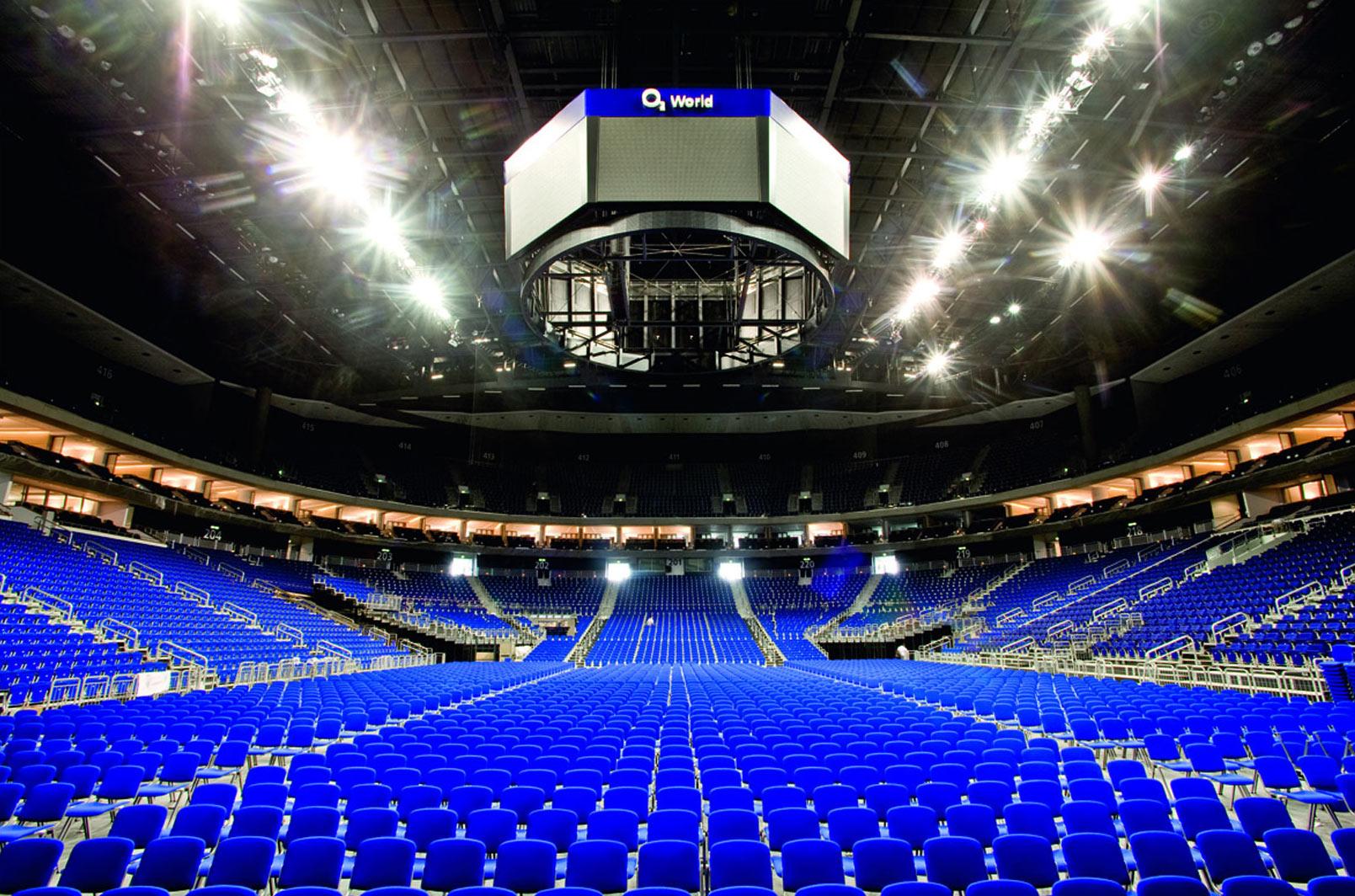 O2 arena kardorff ingenieure lichtplanung for Hotels 02 arena