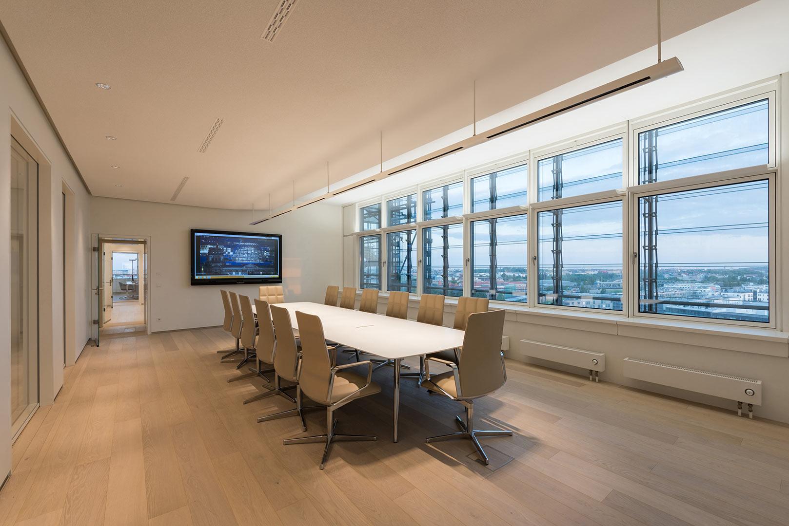 Atrium Tower, Konferenzraum