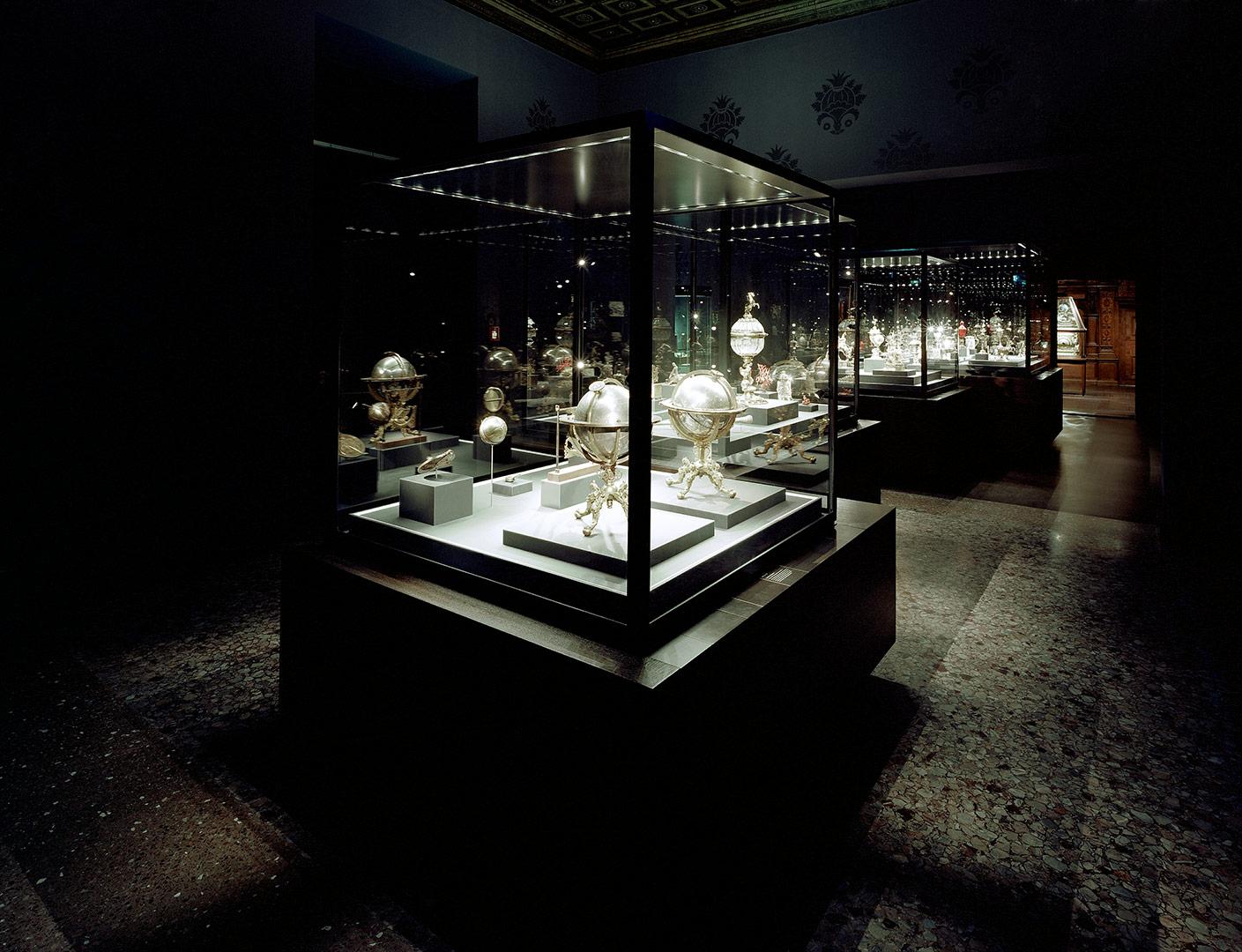 Hessisches Landesmuseum Kardorff Ingenieure Lichtplanung, Chiavenna Spange