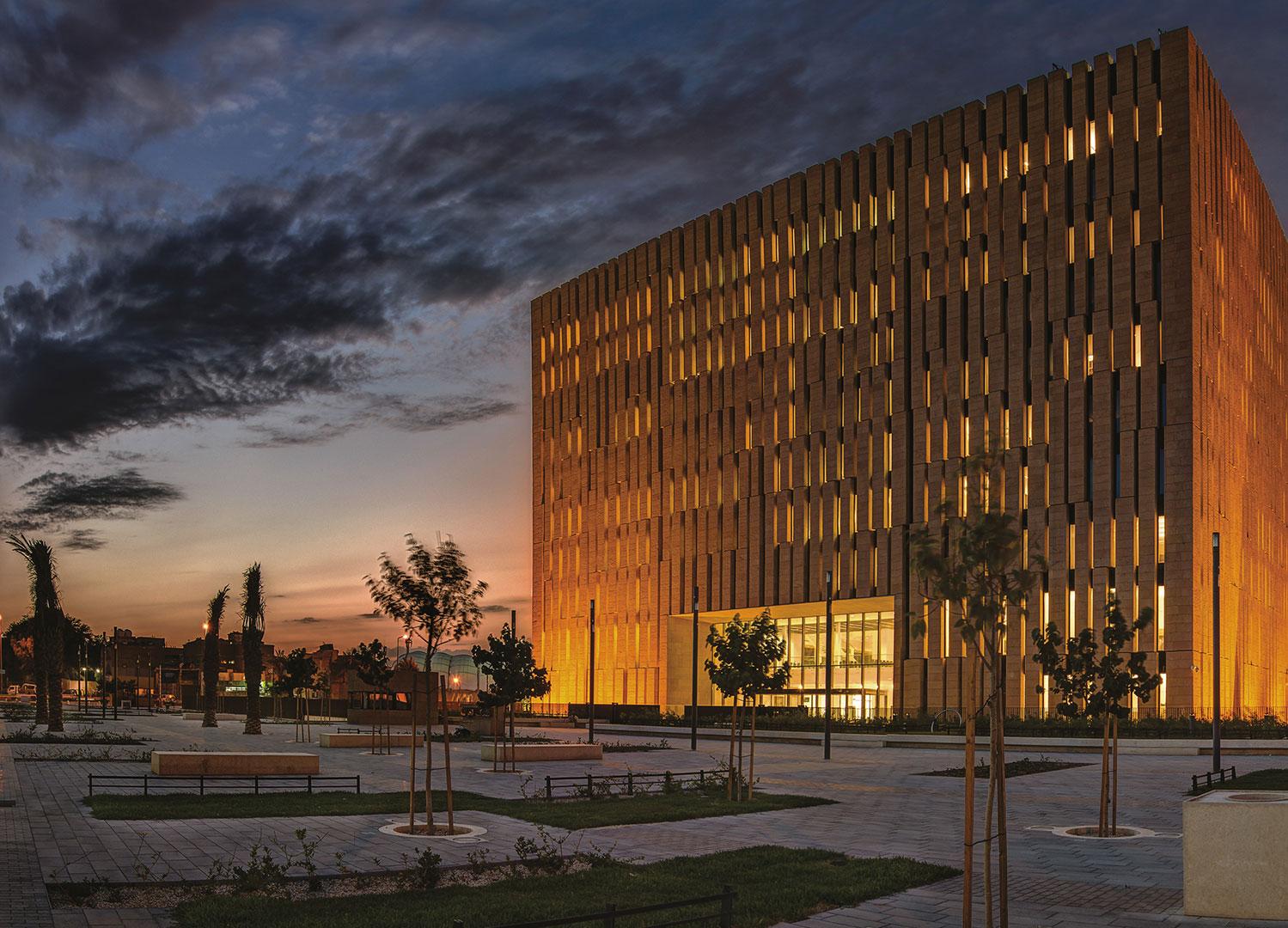 Criminal Court_Kardorff Ingenieure Lichtplanung