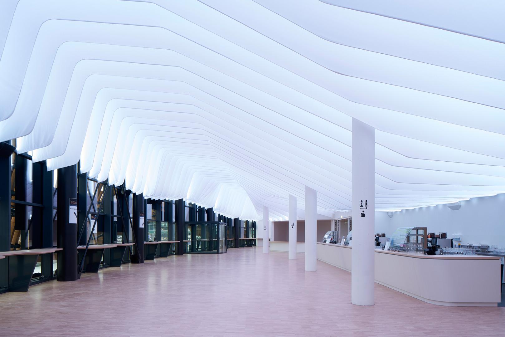passionata Showpalast Muenchen_Foyer_Kardorff Ingenieure_Stefan_Mueller_Naumann