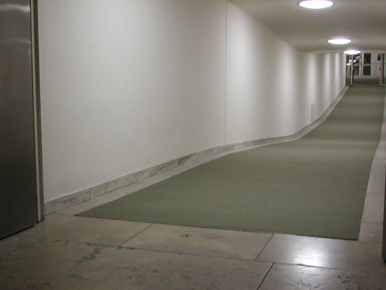 Allianz Tunnel_Kardorff Ingenieure Lichtplanung