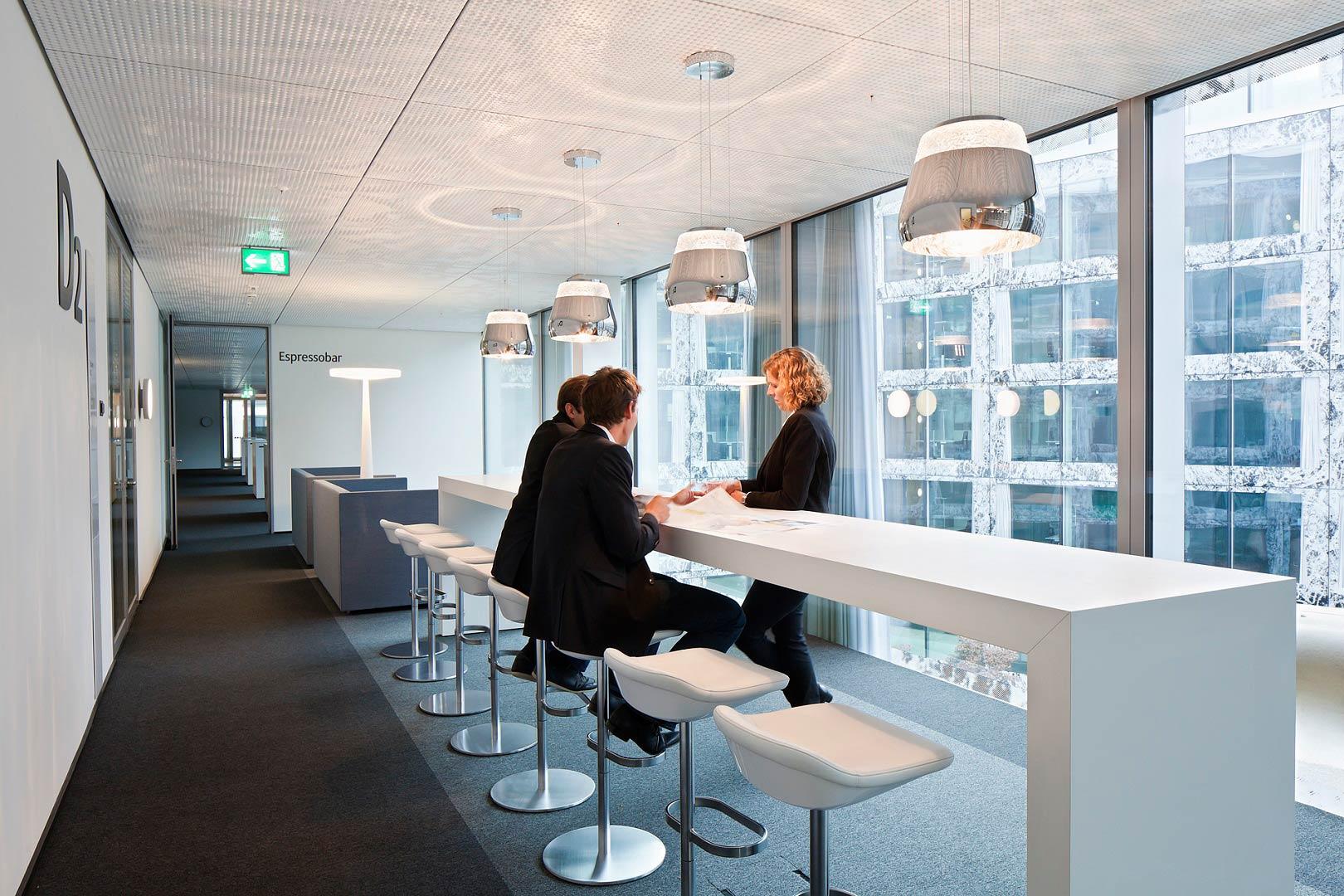 Allianz HQ Zürich Kardorff Ingenieure Lichtplanung