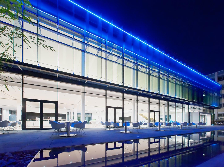 Betriebskantine Zeiss_Kardorff Ingenieure Lichtplanung