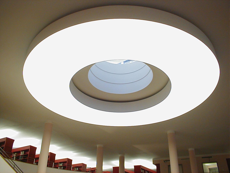 Stadtbibliothek Pforzheim Kardorff Ingenieure Lichtplanung
