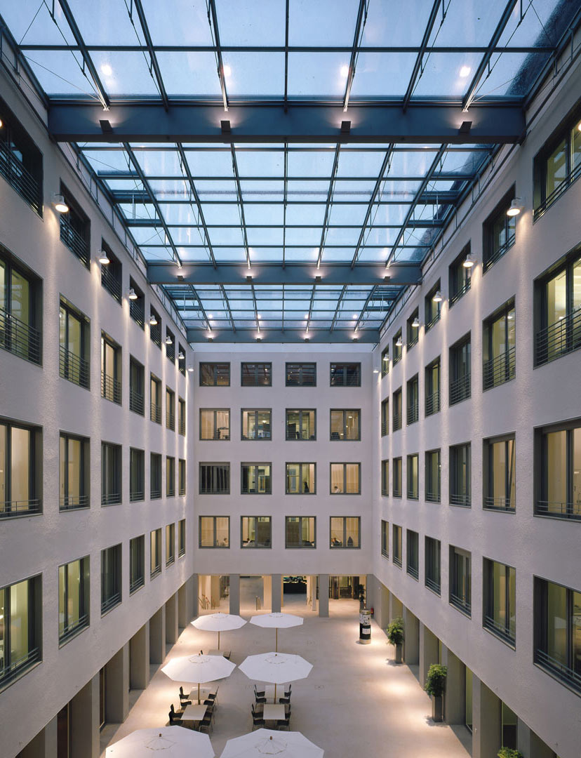 Boston Consulting Group_Atrium_Kardorff Ingenieure Lichtplanung