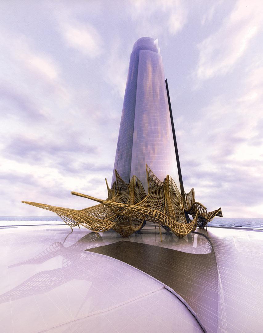 D1 Tower_Kardorff Ingenieure Lichtplanung