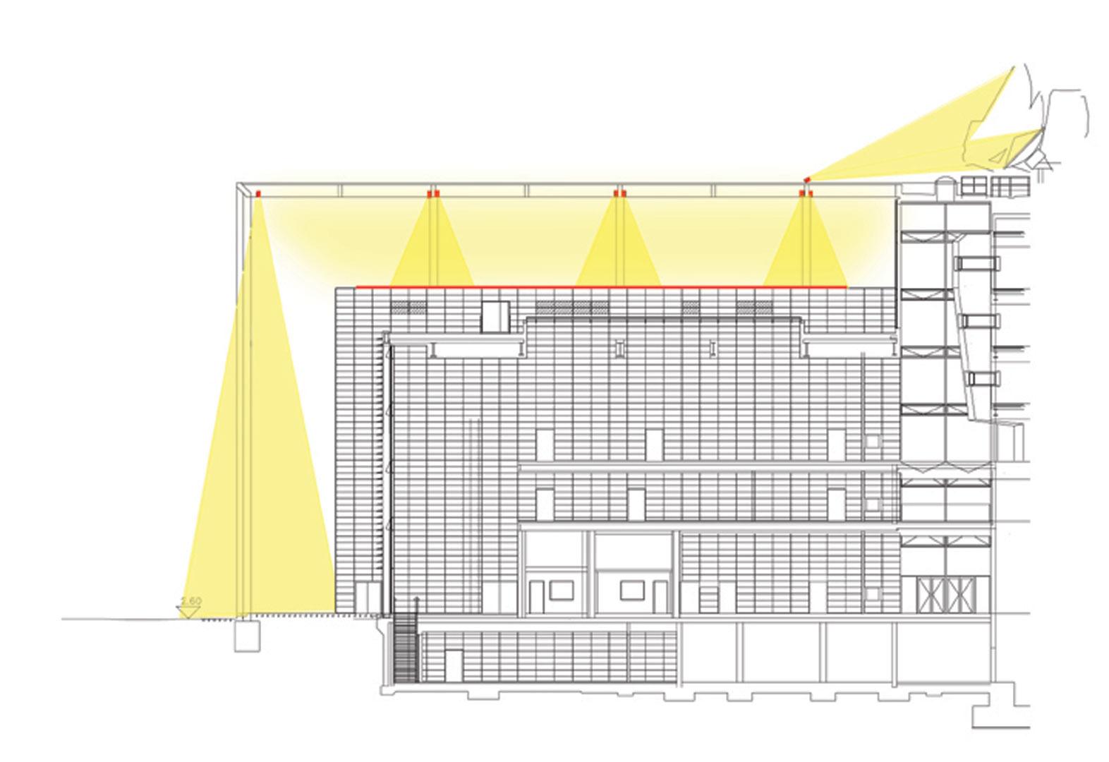 DR Byen_Kardorff Ingenieure Lichtplanung