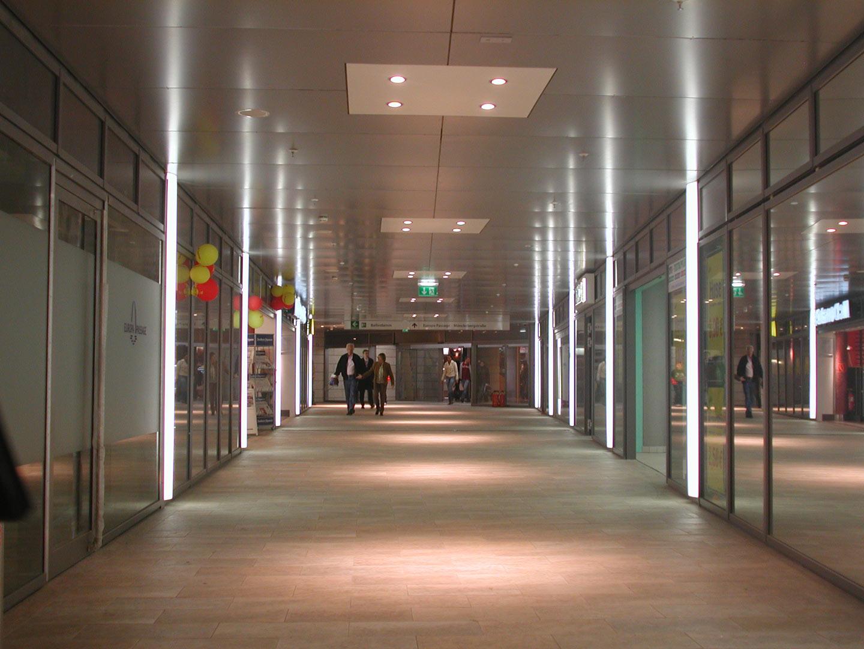 Europapassage_Kardorff Ingenieure Lichtplanung