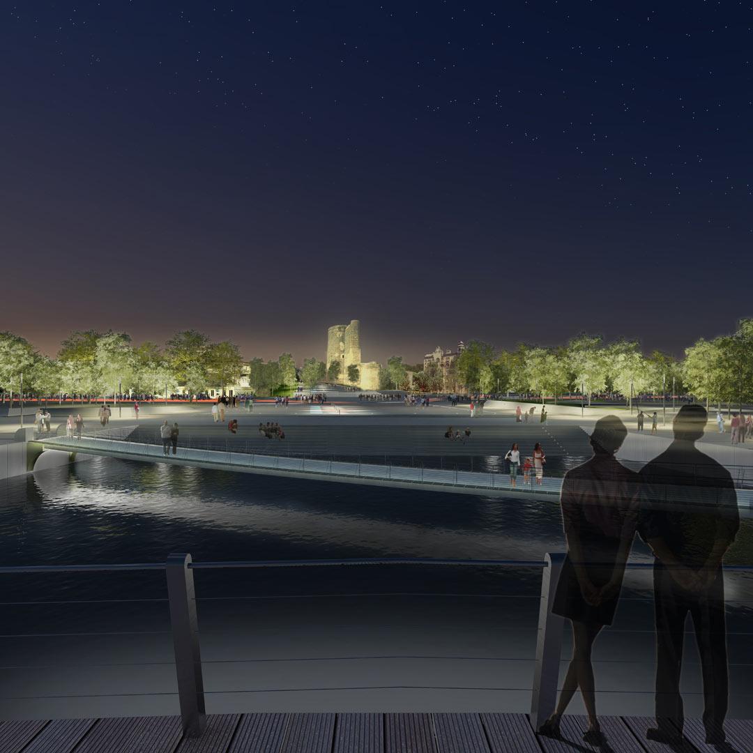 Baku_Kardorff Ingenieure Lichtplanung
