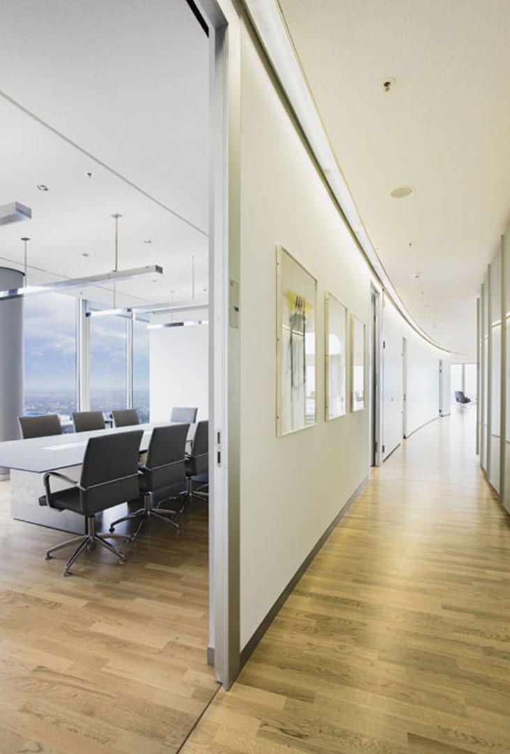 GAP 15 Büro, beleuchtet von Kardorff Ingenieure Lichtplanung