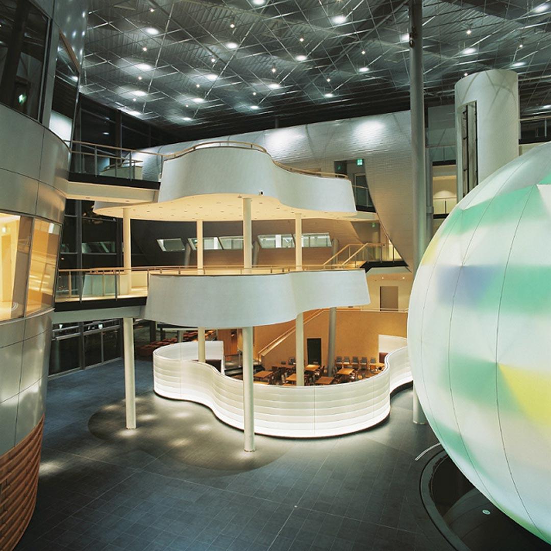 Gläserne Manufaktur_Kardorff Ingenieure Lichtplanung
