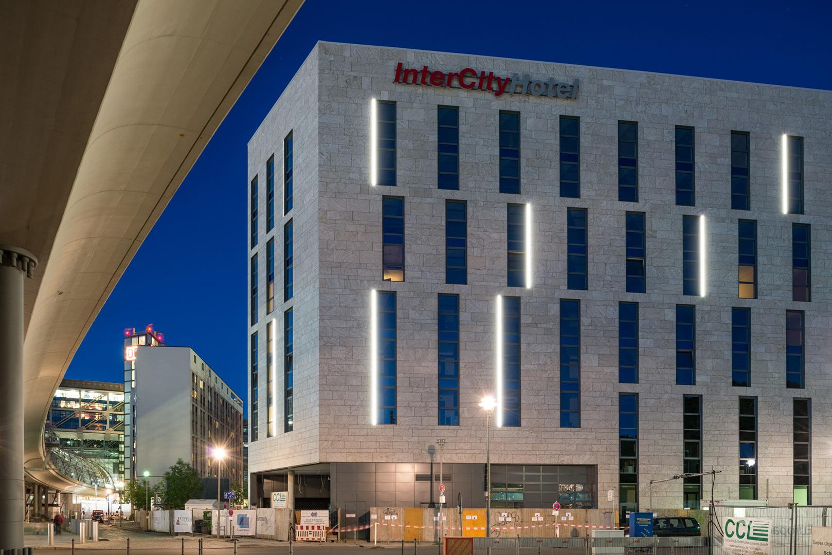 InterCityHotel_Kardorff Ingenieure Lichtplanung