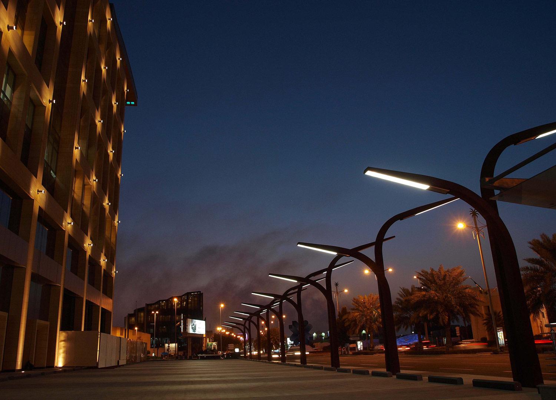 Jameel Square Jeddah_Kardorff Ingenieure Lichtplanung