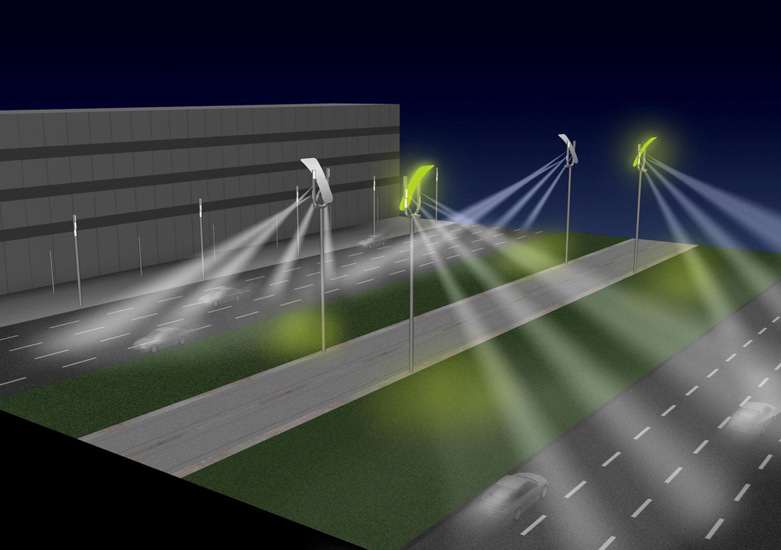 King Abdullah Road_Kardorff Ingenieure Lichtplanung