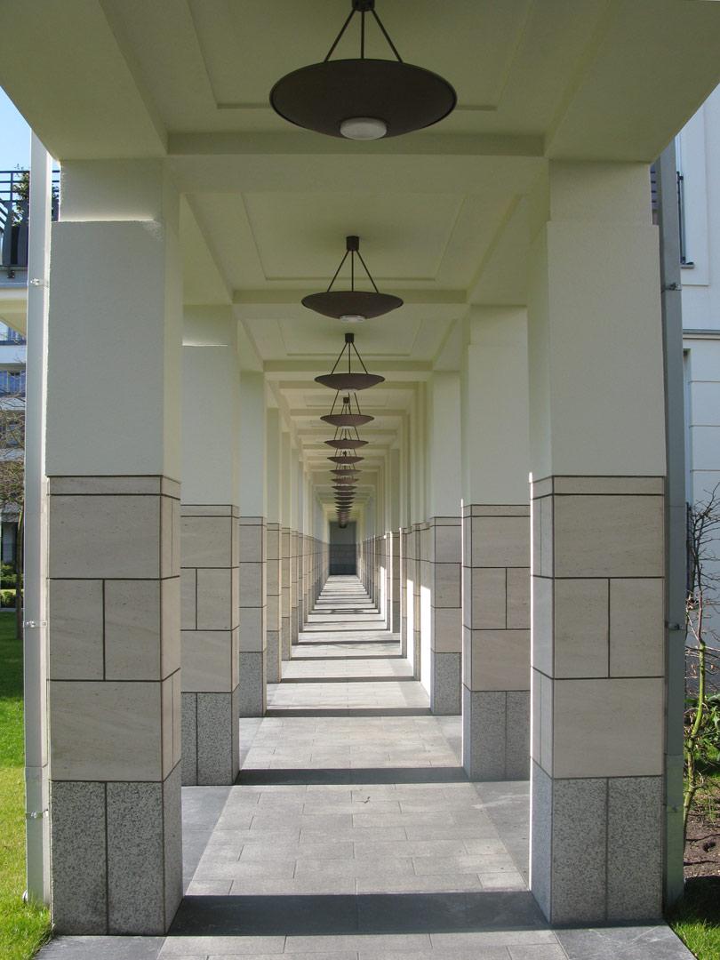 Klostergärten_Kardorff Ingenieure Lichtplanung