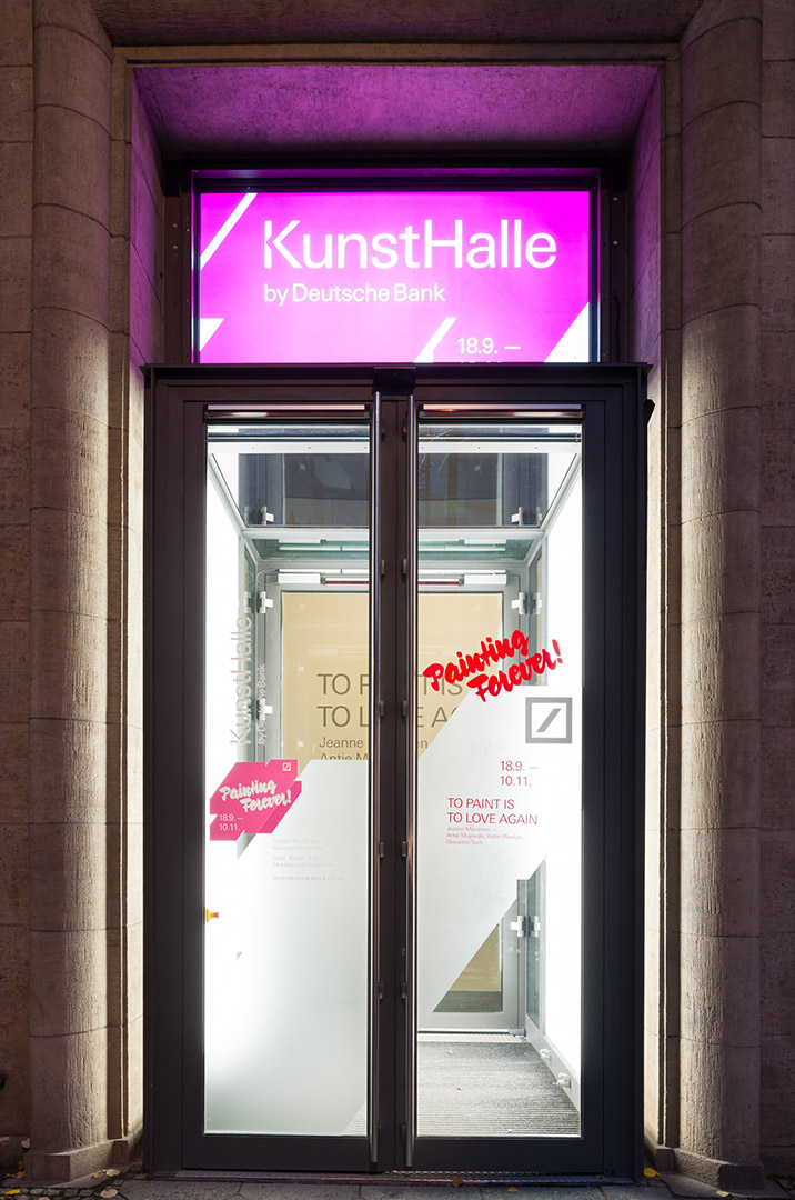Kunsthalle DB Kardorff Ingenieure Lichtplanung