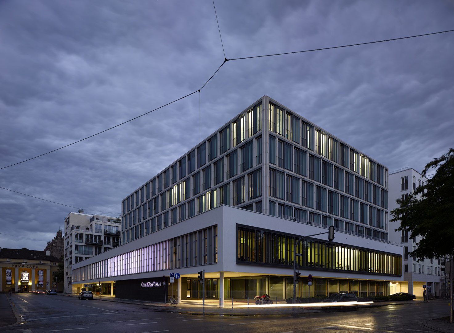 Lenbachgärten_Kardorff Ingenieure Lichtplanung