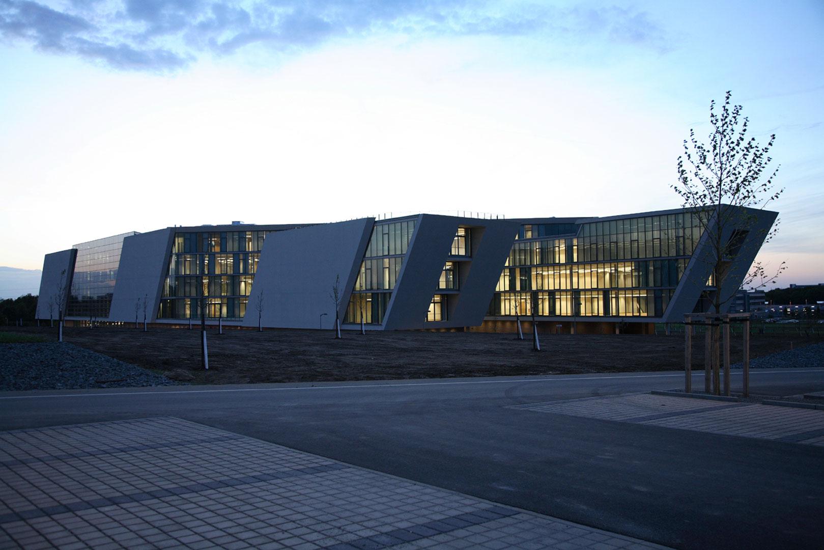Autouni Mobile Life Campus_Kardorff Ingenieure Lichtplanung
