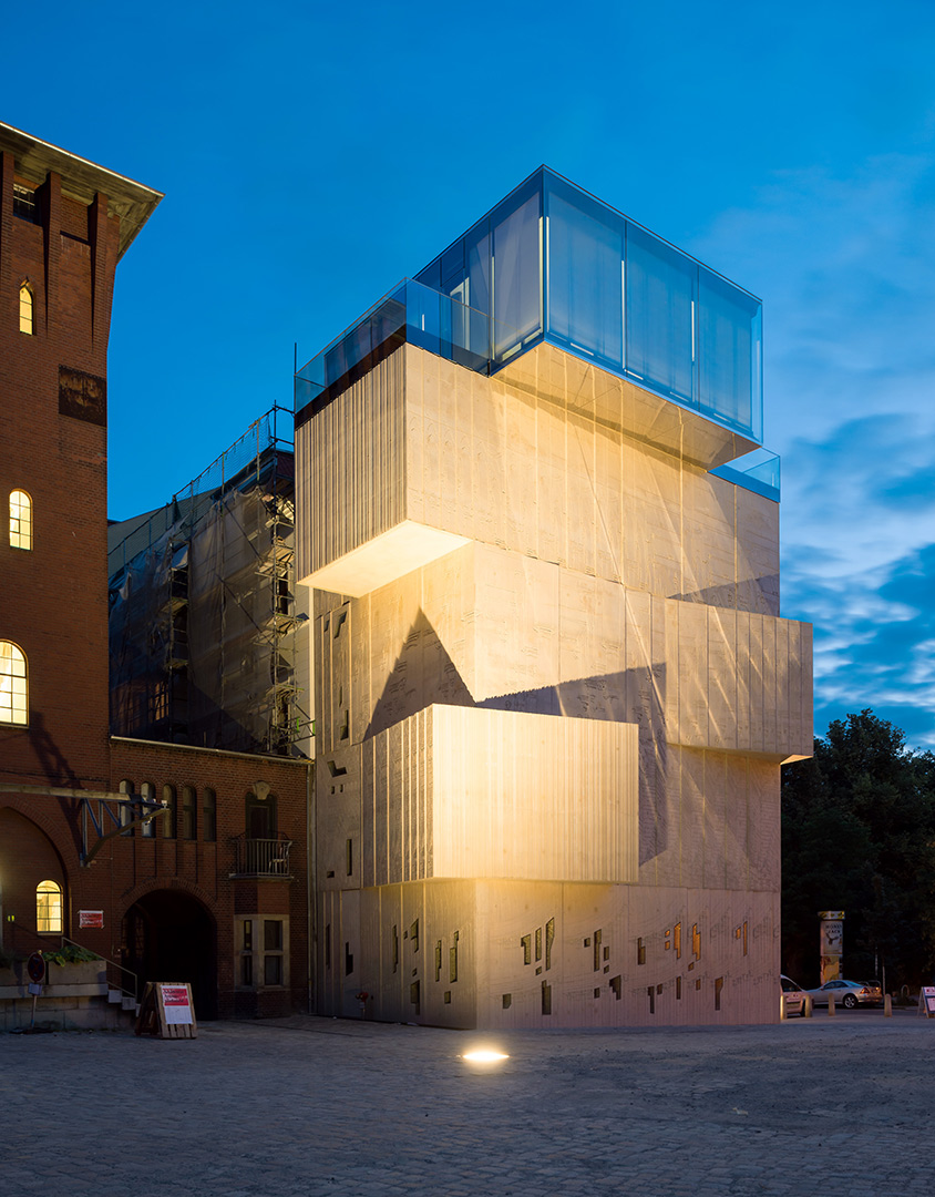 Museum For Architectural Drawing Berlin museum for architectural drawing | kardorff ingenieure lichtplanung