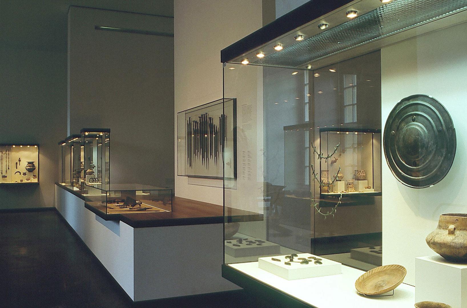Museum für Frühgeschichte _Kardorff Ingenieure Lichtplanung