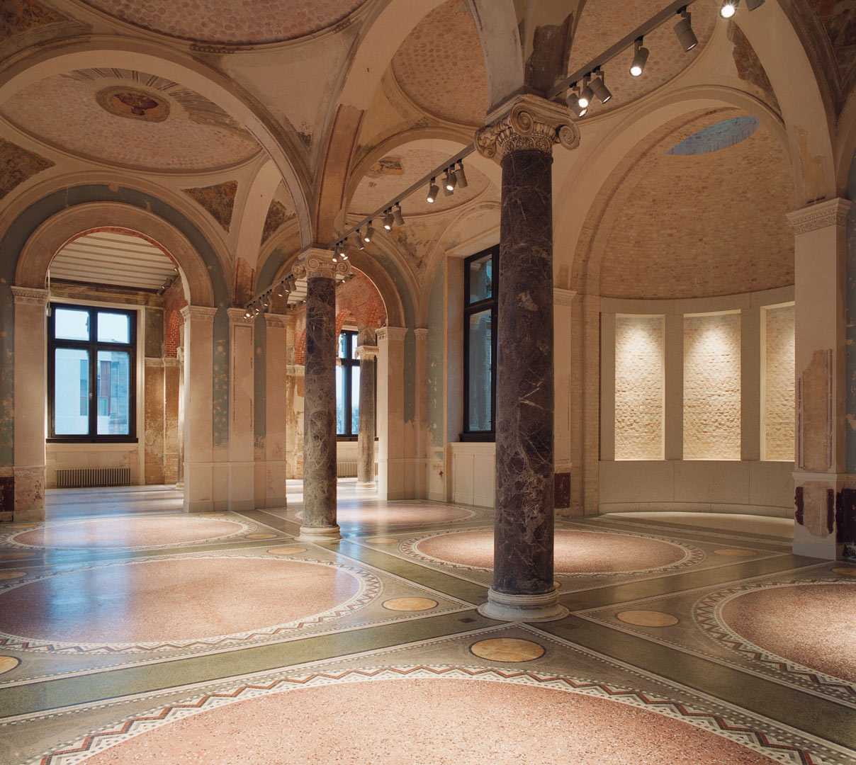 Neues Museum, beleuchtet von Kardorff Ingenieure Lichtplanung