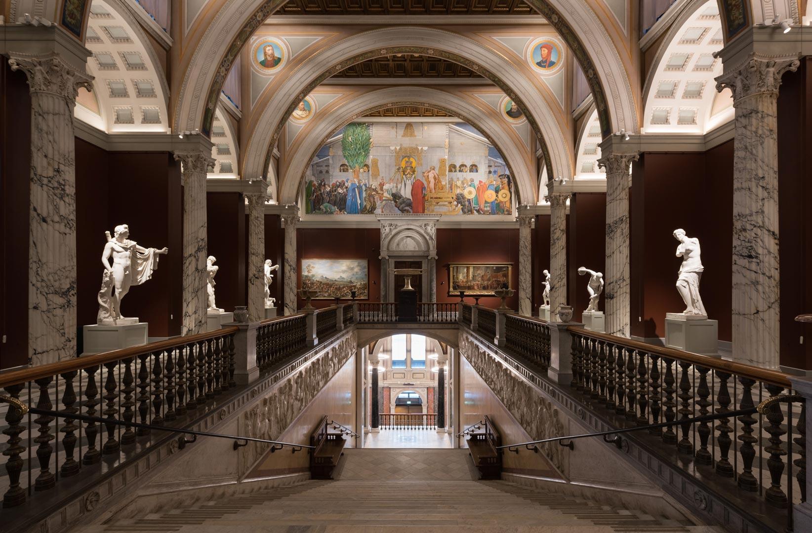 Nationalmuseum_Stockholm_Treppenhaus_Kardorff_Ingenieure_Lichtplanung_Lintner