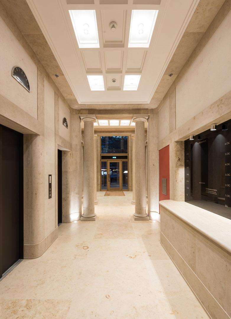Palais Holler_Kurfürstendamm_Lichtplanung_Kardorff Ingenieure