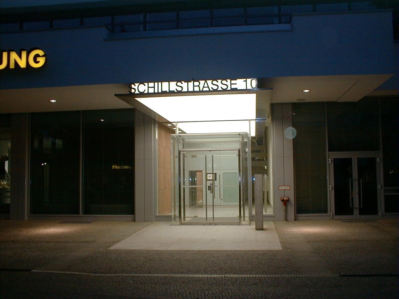 Bürohaus Schillstraße_Kardorff Ingenieure Lichtplanung