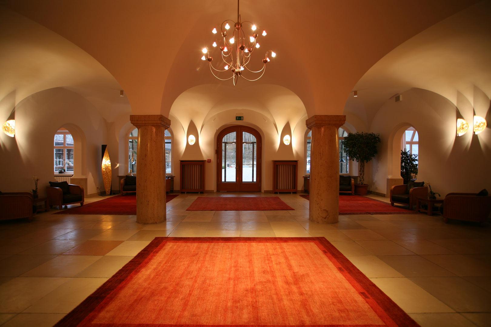 Schloss Elmau_Kardorff Ingenieure Lichtplanung