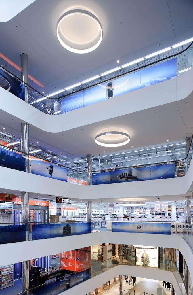 Sevens Düsseldorf  Kardorff Ingenieure Lichtplanung