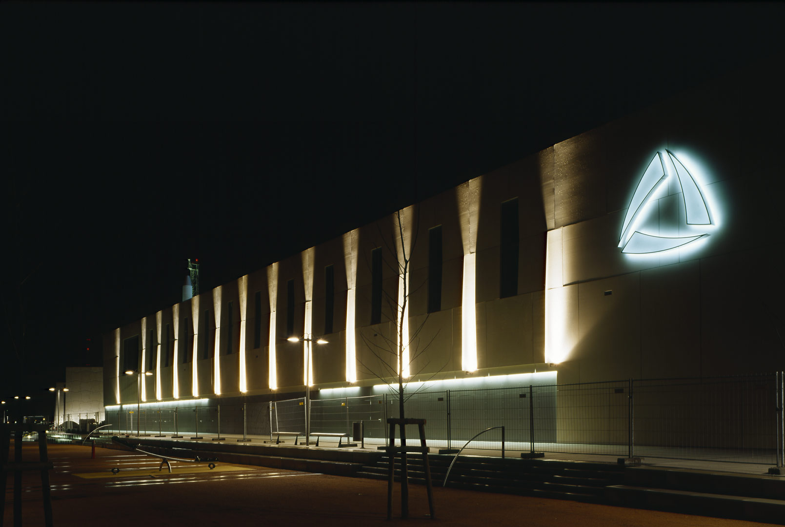 Space Park Bremen_Kardorff Ingenieure Lichtplanung