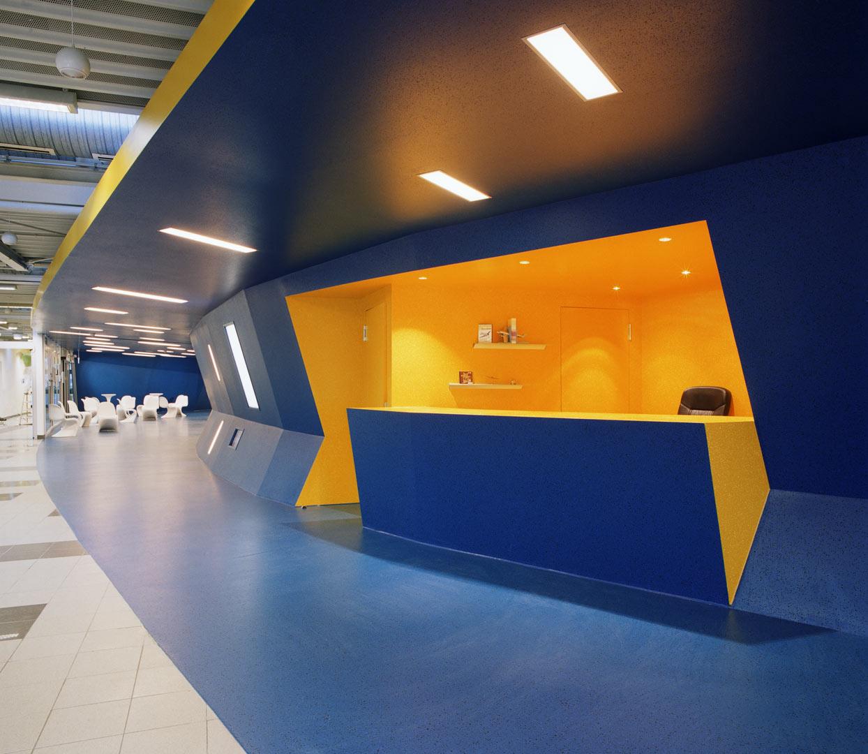 Terminal C_Kardorff Ingenieure Lichtplanung