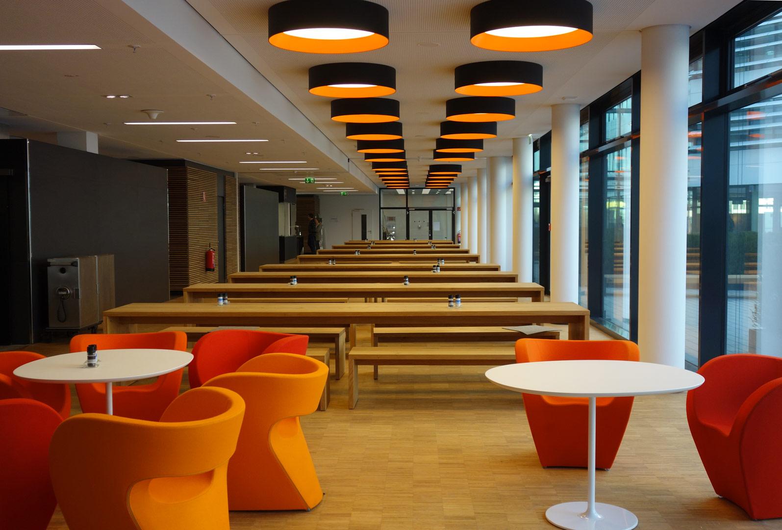 Vodafone Campus_Kardorff Ingenieure Lichtplanung